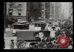 Image of Lower Broadway New York City USA, 1903, second 36 stock footage video 65675073419