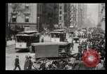 Image of Lower Broadway New York City USA, 1903, second 37 stock footage video 65675073419
