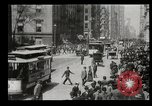 Image of Lower Broadway New York City USA, 1903, second 43 stock footage video 65675073419