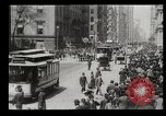 Image of Lower Broadway New York City USA, 1903, second 44 stock footage video 65675073419