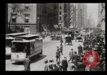 Image of Lower Broadway New York City USA, 1903, second 45 stock footage video 65675073419