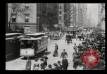 Image of Lower Broadway New York City USA, 1903, second 47 stock footage video 65675073419