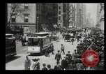 Image of Lower Broadway New York City USA, 1903, second 49 stock footage video 65675073419