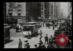 Image of Lower Broadway New York City USA, 1903, second 50 stock footage video 65675073419