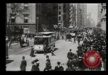 Image of Lower Broadway New York City USA, 1903, second 51 stock footage video 65675073419