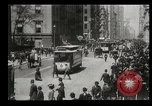 Image of Lower Broadway New York City USA, 1903, second 52 stock footage video 65675073419