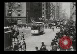 Image of Lower Broadway New York City USA, 1903, second 54 stock footage video 65675073419