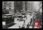 Image of Lower Broadway New York City USA, 1903, second 60 stock footage video 65675073419