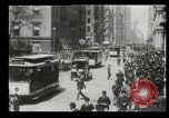 Image of Lower Broadway New York City USA, 1903, second 61 stock footage video 65675073419