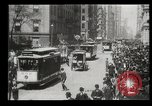 Image of Lower Broadway New York City USA, 1903, second 62 stock footage video 65675073419