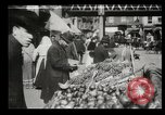 Image of Street peddlers in New York City New York City USA, 1903, second 6 stock footage video 65675073422