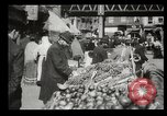 Image of Street peddlers in New York City New York City USA, 1903, second 7 stock footage video 65675073422