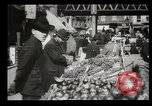 Image of Street peddlers in New York City New York City USA, 1903, second 8 stock footage video 65675073422