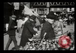 Image of Street peddlers in New York City New York City USA, 1903, second 9 stock footage video 65675073422