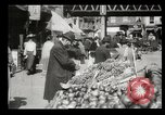 Image of Street peddlers in New York City New York City USA, 1903, second 11 stock footage video 65675073422
