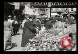 Image of Street peddlers in New York City New York City USA, 1903, second 12 stock footage video 65675073422