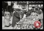 Image of Street peddlers in New York City New York City USA, 1903, second 13 stock footage video 65675073422