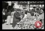Image of Street peddlers in New York City New York City USA, 1903, second 15 stock footage video 65675073422