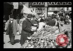 Image of Street peddlers in New York City New York City USA, 1903, second 18 stock footage video 65675073422
