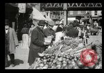 Image of Street peddlers in New York City New York City USA, 1903, second 19 stock footage video 65675073422