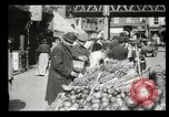 Image of Street peddlers in New York City New York City USA, 1903, second 20 stock footage video 65675073422