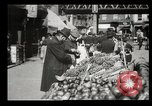 Image of Street peddlers in New York City New York City USA, 1903, second 23 stock footage video 65675073422