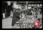 Image of Street peddlers in New York City New York City USA, 1903, second 24 stock footage video 65675073422
