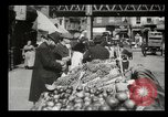 Image of Street peddlers in New York City New York City USA, 1903, second 25 stock footage video 65675073422