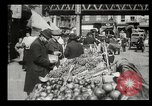 Image of Street peddlers in New York City New York City USA, 1903, second 26 stock footage video 65675073422