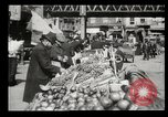 Image of Street peddlers in New York City New York City USA, 1903, second 28 stock footage video 65675073422