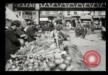Image of Street peddlers in New York City New York City USA, 1903, second 29 stock footage video 65675073422