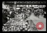 Image of Street peddlers in New York City New York City USA, 1903, second 30 stock footage video 65675073422
