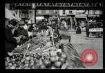 Image of Street peddlers in New York City New York City USA, 1903, second 33 stock footage video 65675073422