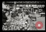 Image of Street peddlers in New York City New York City USA, 1903, second 36 stock footage video 65675073422
