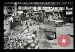 Image of Street peddlers in New York City New York City USA, 1903, second 39 stock footage video 65675073422