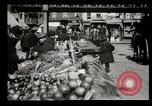 Image of Street peddlers in New York City New York City USA, 1903, second 46 stock footage video 65675073422