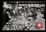 Image of Street peddlers in New York City New York City USA, 1903, second 47 stock footage video 65675073422