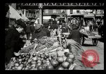 Image of Street peddlers in New York City New York City USA, 1903, second 49 stock footage video 65675073422