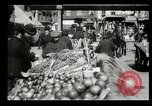 Image of Street peddlers in New York City New York City USA, 1903, second 51 stock footage video 65675073422