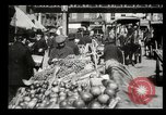 Image of Street peddlers in New York City New York City USA, 1903, second 52 stock footage video 65675073422