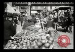 Image of Street peddlers in New York City New York City USA, 1903, second 55 stock footage video 65675073422