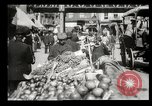 Image of Street peddlers in New York City New York City USA, 1903, second 58 stock footage video 65675073422