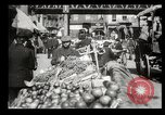 Image of Street peddlers in New York City New York City USA, 1903, second 59 stock footage video 65675073422