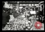 Image of Street peddlers in New York City New York City USA, 1903, second 60 stock footage video 65675073422