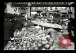 Image of Street peddlers in New York City New York City USA, 1903, second 62 stock footage video 65675073422