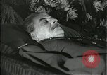 Image of Joseph Stalin Moscow Russia Soviet Union, 1953, second 30 stock footage video 65675073434
