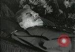 Image of Joseph Stalin Moscow Russia Soviet Union, 1953, second 31 stock footage video 65675073434