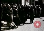 Image of Busy Russian street with pedestrians and streetcar Russia Soviet Union, 1920, second 5 stock footage video 65675073436