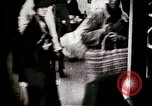 Image of Busy Russian street with pedestrians and streetcar Russia Soviet Union, 1920, second 13 stock footage video 65675073436