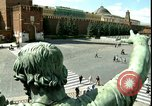 Image of Lenin's Tomb Moscow Russia Soviet Union, 1970, second 1 stock footage video 65675073439